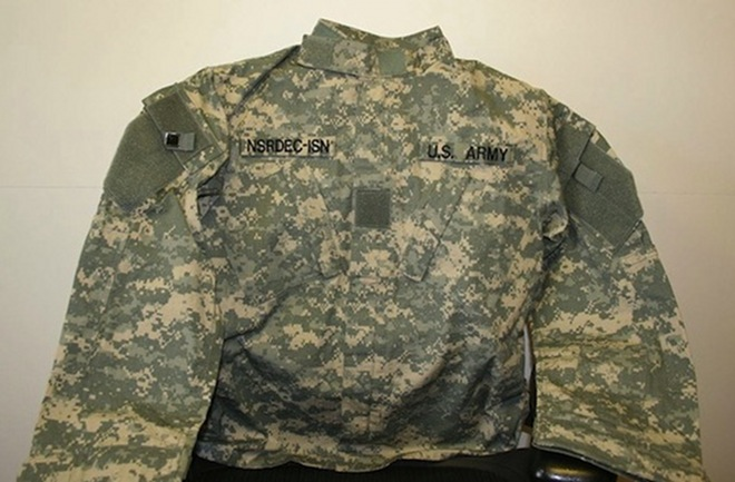 Future Soldiers to Communicate Via Their Shirts