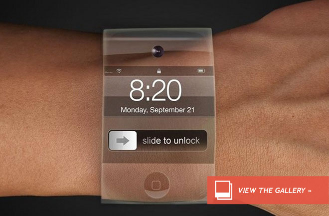 Is Apple Developing a Smart Watch?