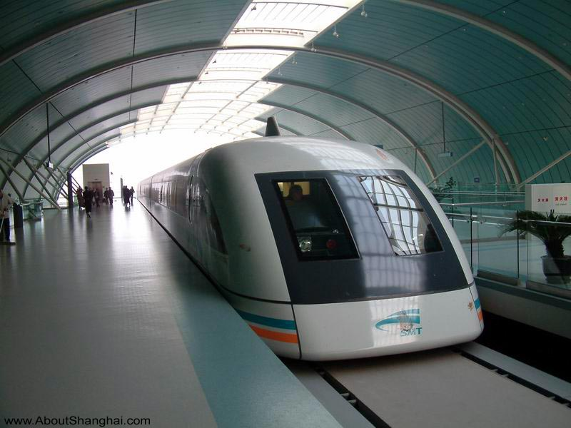 Working of MAGLEV Trains