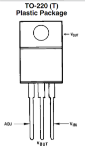 IC 317 Power Supply, Simplest